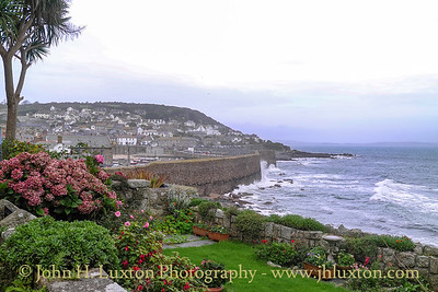 Mousehole, Cornwall - October 22, 2013