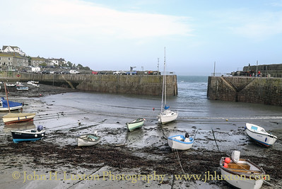 Mousehole, Cornwall. October 22, 2013