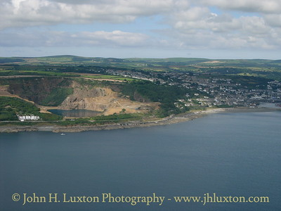Penlee Quarry and Newlyn - August 02, 2005
