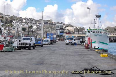Newlyn, Cornwall - April 04, 2016
