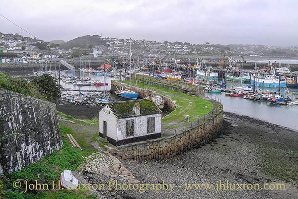 Newlyn, Cornwall - October 22, 2013