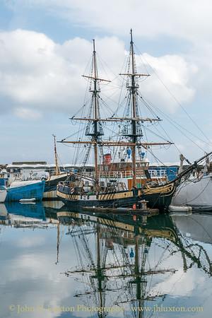 PENZANCE, Cornwall, UK - September 14, 2021