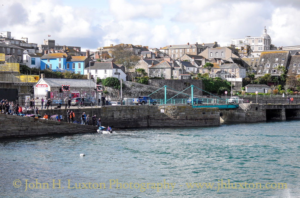 PENZANCE - Cornwall, UK - October 25, 2015