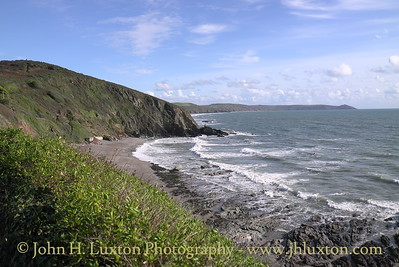 Portwrinkle, Whitsand Bay, Cornwall - October 26, 2011