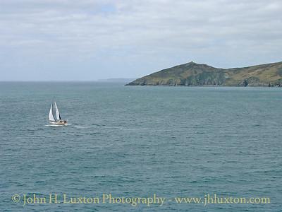 Rame Head, Rame Peninsula, Cornwall, April 12, 2006