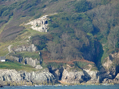 Queen Adelade's Grotto, Edgcumbe Estate, Cremyll, Rame Peninsula, Cornwall - July 31, 2007