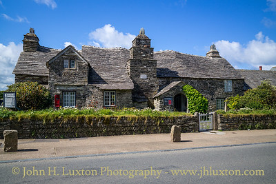 The Old Post Office, Tintagel, Cornwall - May 19, 2021