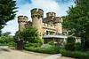 The Bath Lodge Castle near Bath, England, Europe.