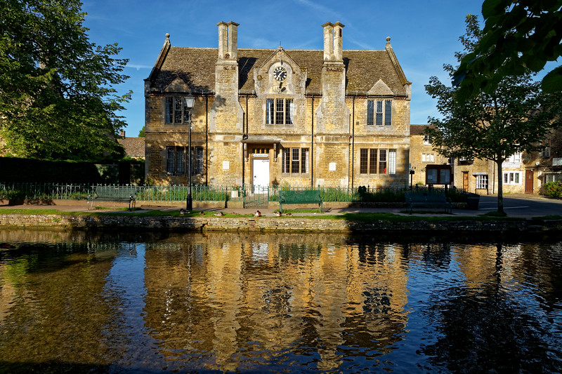 Victoria Hall in Bourton-on-the-Water