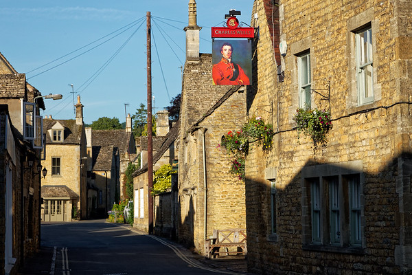 The honey-hued streets of Bourton-on-the-Water