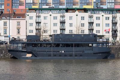 Grain Barge