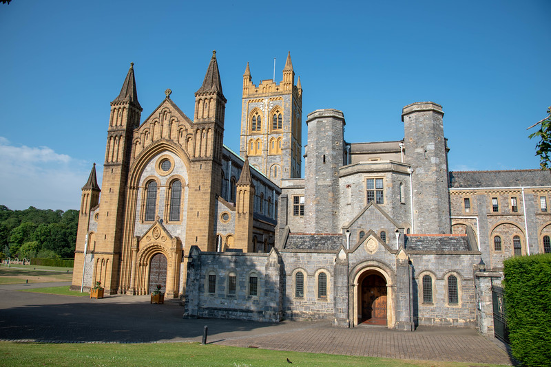 buckfast abbey in south devon