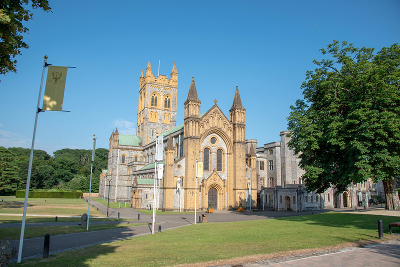 buckfast abbey south devon