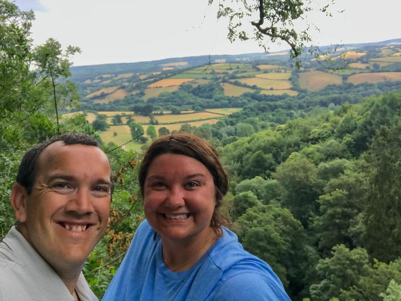 canonteign falls hike