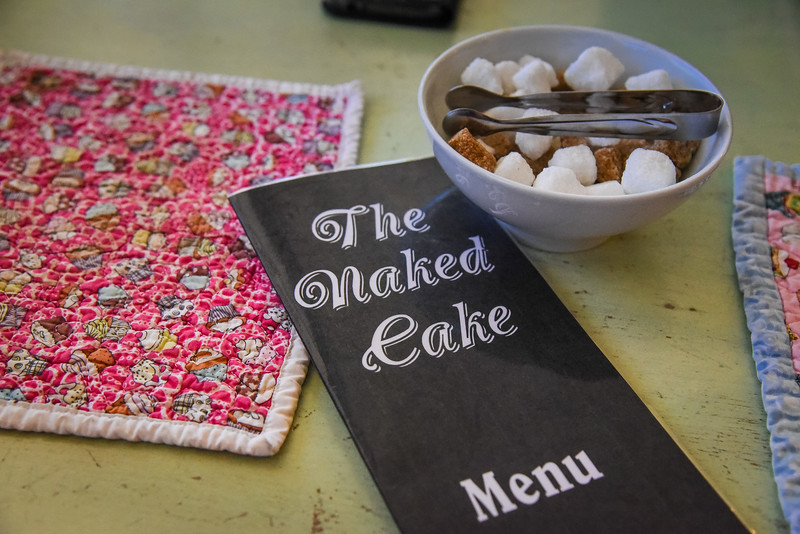 the naked cafe ilfracombe