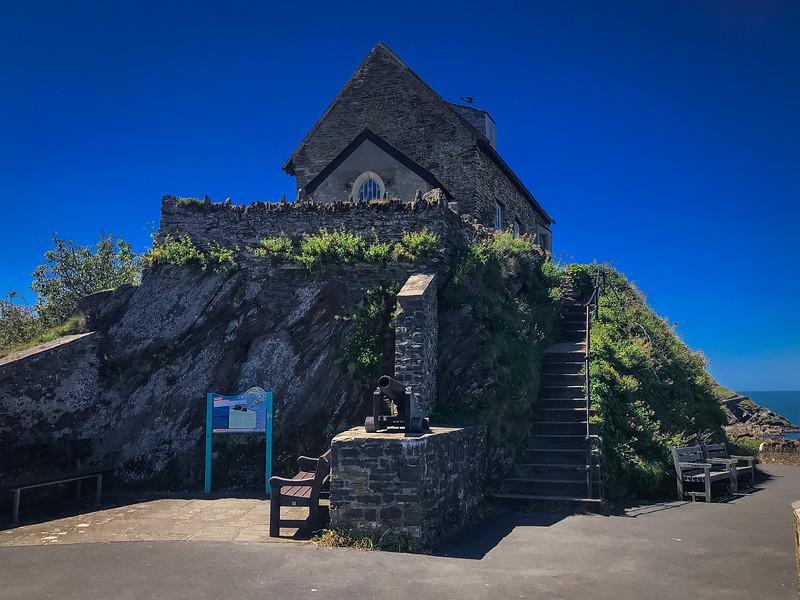 chapel of st nicholas ilfracombe