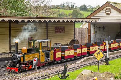 Beer Heights Light Railway and Pecorama - October 29, 2019