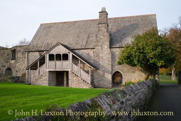 Buckfast Abbey, Devon - October 26, 2017