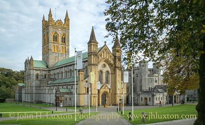 Buckfast Abbey, Devon - October 25, 2018