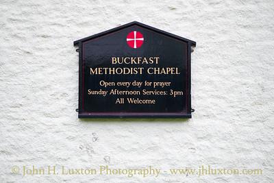Buckfast Abbey, Devon - October 22, 2017
