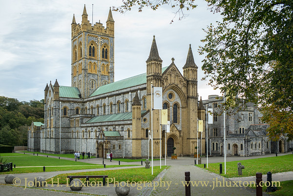 Buckfast Abbey, Devon - October 23, 2018