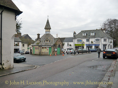 Chagford - Dartmoor - Christmas Day 2007