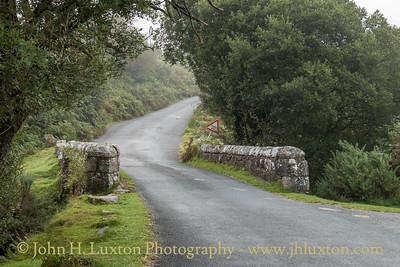 Saddle Bridge; Dartmoor, Devon - October 27, 2016