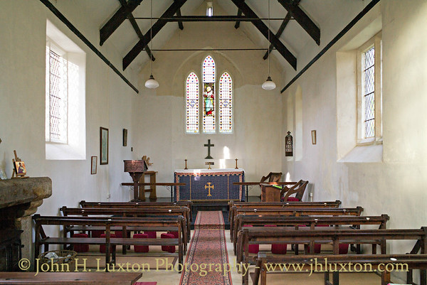 St Raphael's Chapel, Huccaby, Hexworthy, Dartmoor, Devon - March 28, 2018