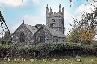 Lydford, Brentor and Mary Tavy