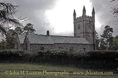 Lydford, Devon - October 28, 2015