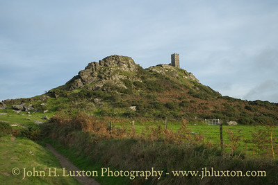 Brentor, Dartmoor, Devon - October 23, 2018