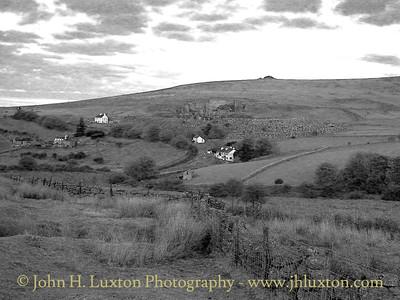 Merrivale, Dartmoor, Devon - October 28, 2004