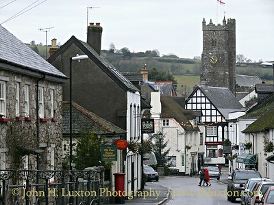 Moretonhampstead - Dartmoor - Christmas Day 2007