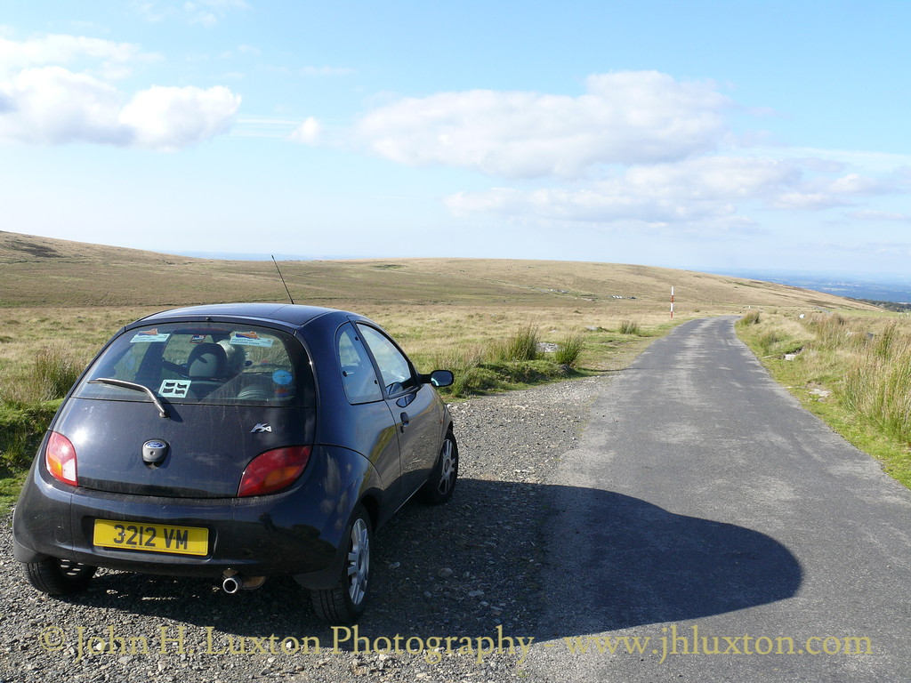 The Military Road - Dartmoor - August 26, 2007