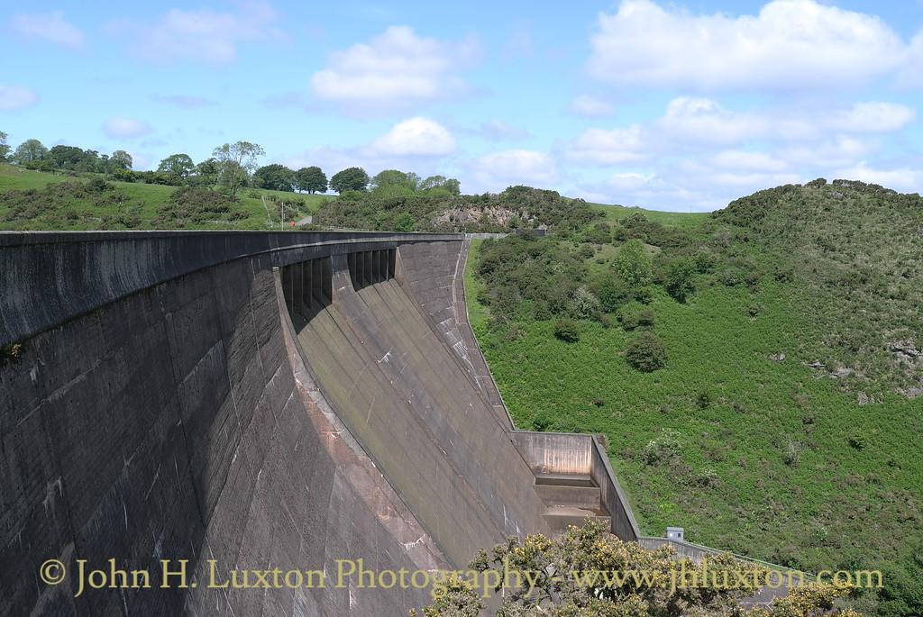 Meldon Dam, Dartmoor - June 02, 2011