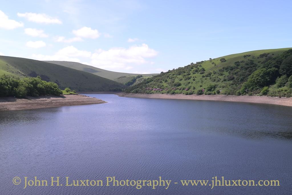 Meldon Reservoir, Dartmoor - June 02, 2011