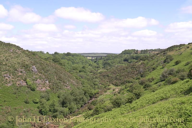 Meldon Viaduct, Dartmoor - June 02, 2011