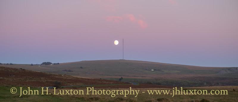 NortH Hessary Tor, Dartmoor, Devon - October 24, 2018