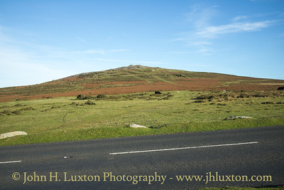 C0x Tor, Dartmoor, Devon - October 24, 2018
