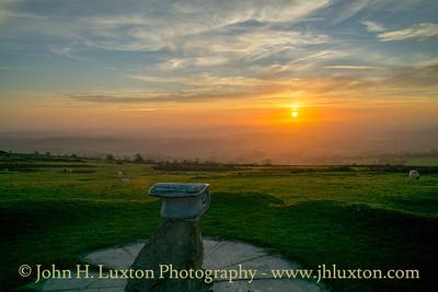 Pork Hill, Dartmoor, Devon - October 24, 2018