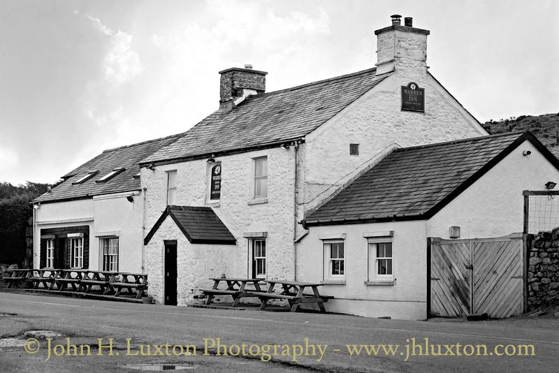Warren House Inn, Postbridge, Dartmoor, Devon - March 27, 2018