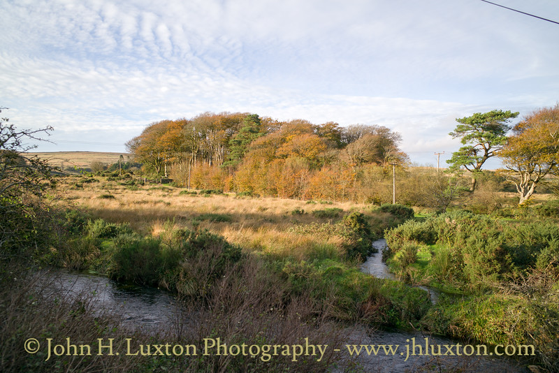 Postbridge, Dartmoor, Devon - October 25, 2017
