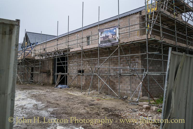 Princetown Distillery, Princetown, Dartmoor, Devon - September 09, 2020