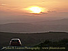 Dartmoor Sunset - The Tavistock Road, near Yellowmead Farm, Rundlestone, October 23, 2013