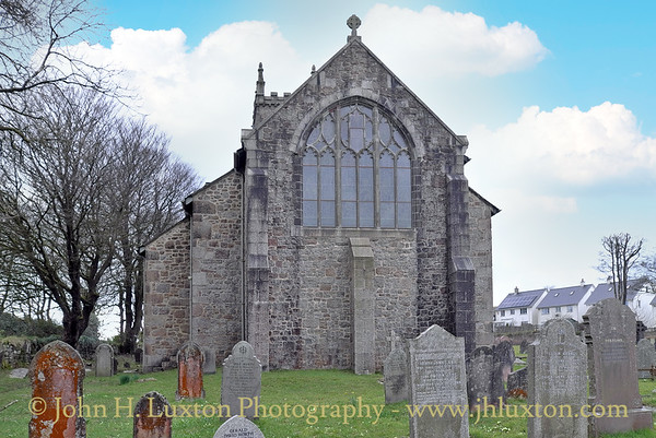Princetown - Church of St Michael and All Angels -  April 05, 2016