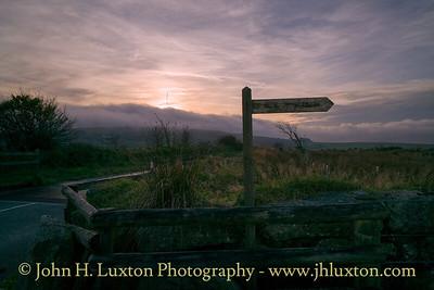 North Hessary Tor, Dartmoor, Devon - October 25, 2017