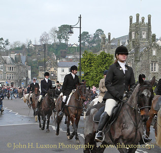 Tavistock - Boxing Day Hunt 2007