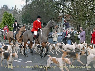 Tavistock - Boxing Day Hunt 2007