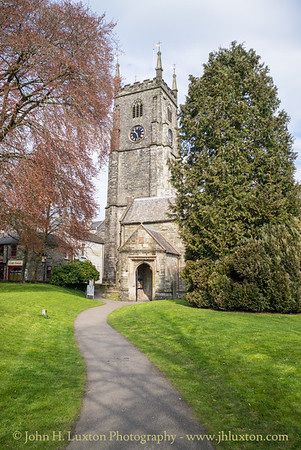 Tavistock - St Eustacius Church - April 10, 2019
