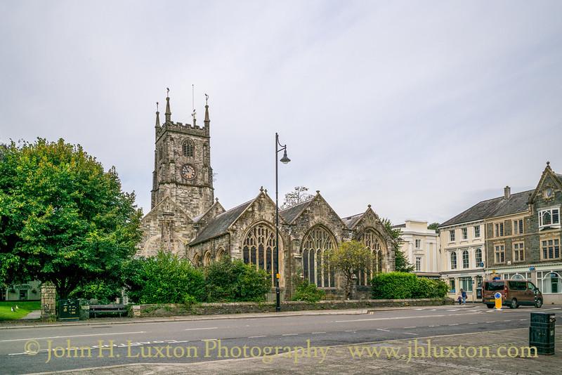 Tavistock - St Eustacius Church - September 13, 2021